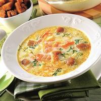 Рыбный суп с секретным ингредиентом - записывайте рецепт