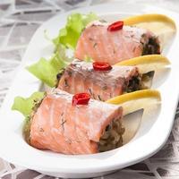Рулеты из красной рыбы. Побалуйте себя деликатесом в праздничные дни