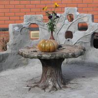 Патио как произведение искусства. Как я делала уголок для отдыха в саду