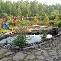 Записки старого ворчуна - Пруд и мостик