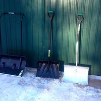 Чем мы убираем снег