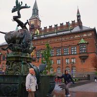 Копенгаген в конце лета 2018 года. Старейший город Европы, где сочетаются традиции и современность, умиротворенность и передовая наука