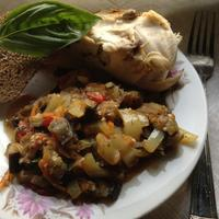 Аджапсандали, овощное рагу по-грузински