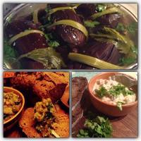 Три рецепта из баклажан