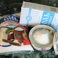 Поваренная соль для здоровья и не только