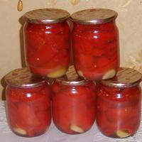 Гогошары в маринаде с медом (ассорти)