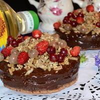 Шоколадный кекс Роксоланы