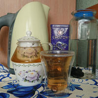 """Пушистый"" чай"