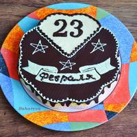 """Торт """"Праздничный"""" за 30 минут"""
