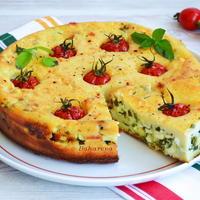 Луковый пирог на кефире: сытный перекус для восстановления сил