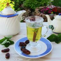 Мятный чай испил - поднабрался сил