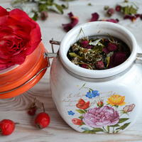 """Витаминный чай """"Ароматы лета"""""""