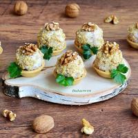 Фасолево-ореховый паштет