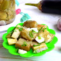 Вкуснейшие баклажаны на зиму (как грибы)
