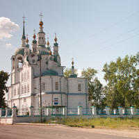 Путешествие в жемчужину Сибири - г. Енисейск