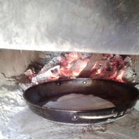 Большая духовка русской печи