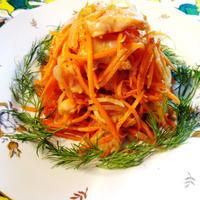 Хе - корейский салат для тех, кто любит поострее