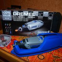 Подарок от DREMEL за победу в конкурсе дачных мастер-классов получен....
