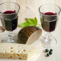 Вкусное и ароматное вино из чёрной смородины