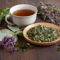 Витаминный чай-бальзам