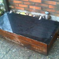 Идея для укрытия теплых грядок на зиму