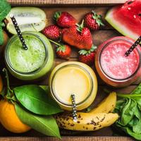Летняя смузи-диета
