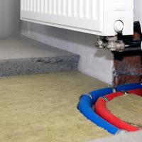 Современные способы утепления бетонного пола
