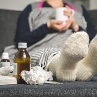 Сезонная профилактика гриппа и ОРВИ. Будь здоров, не кашляй!