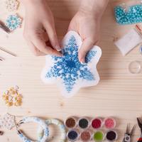 24 идеи изготовления снежинок. Рукодельничаем по полной