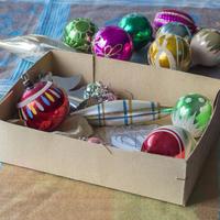 Советские ёлочные игрушки: хрупкое отражение нашей истории