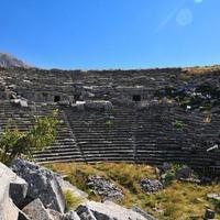 Забытый город Сагалассос. Часть 1