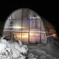 Круглогодичная теплица-термос. Чудо-конструкция, помогающая уменьшить затраты на тепло и свет