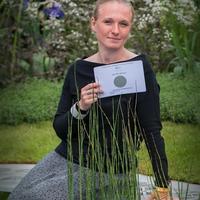 Российский дизайнер получил серебро на Chelsea Flower Show.