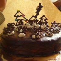 Торт Прага по ГОСТу к Новому году