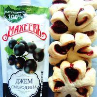 Слоеные цветочки с Джемом Махеев