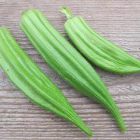 Бамия Юнона - экзотический овощ, покоряющий своим цветением и вкусом