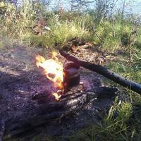 Северная Природа. Танец Огня
