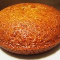 Медовый пирог с орехами и медом