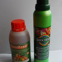 Трихоплант и Биоспектр для томатов - то, что доктор прописал!
