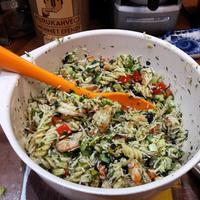 Субботний салат