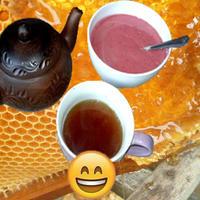Выходные в деревенской кухне.  Крем-мёд