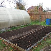 Мой огород и мысли о его развитии