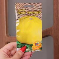 Хороший пример заразен, или Тестим томаты разных сортов и фирм. Томат Гигант лимонный