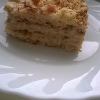 """Фасолевый торт """"Наполеон"""""""