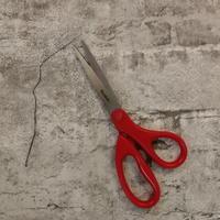 Если ножницы устали