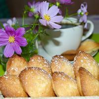 Мадлен: секреты приготовления традиционного французского лакомства