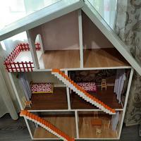 Кукольный домик для племянницы