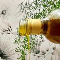 Как избежать потёков масла на бутылке