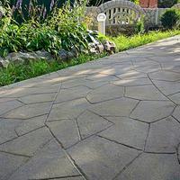 Для тех, кто делает дорожки из цементного раствора