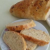 Хлеб-батоны на завтрак